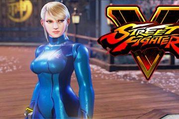 Desnudan A Cammy En Street Fighter V