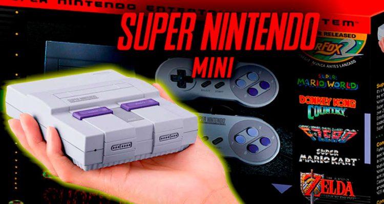 Confirmado Super Nes Mini Y Su Lista De Juegos Son Una Realidad
