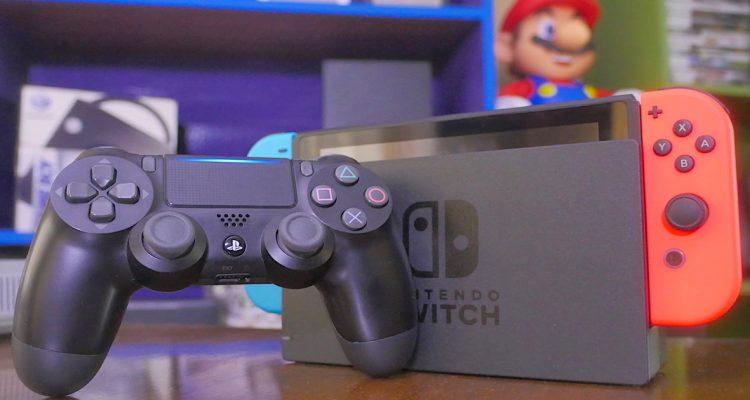 Jugar Con Mando De Playstation 4 En Tu Switch Ahora Sera Posible