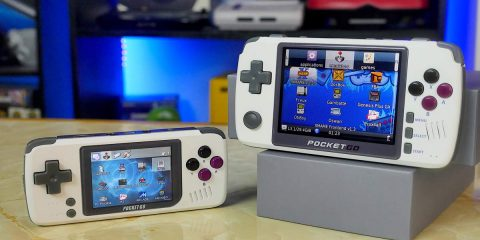 New PocketGo Jugamer