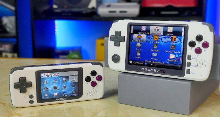 New PocketGo Jugamer