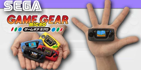 Game Gear micro Jugamer